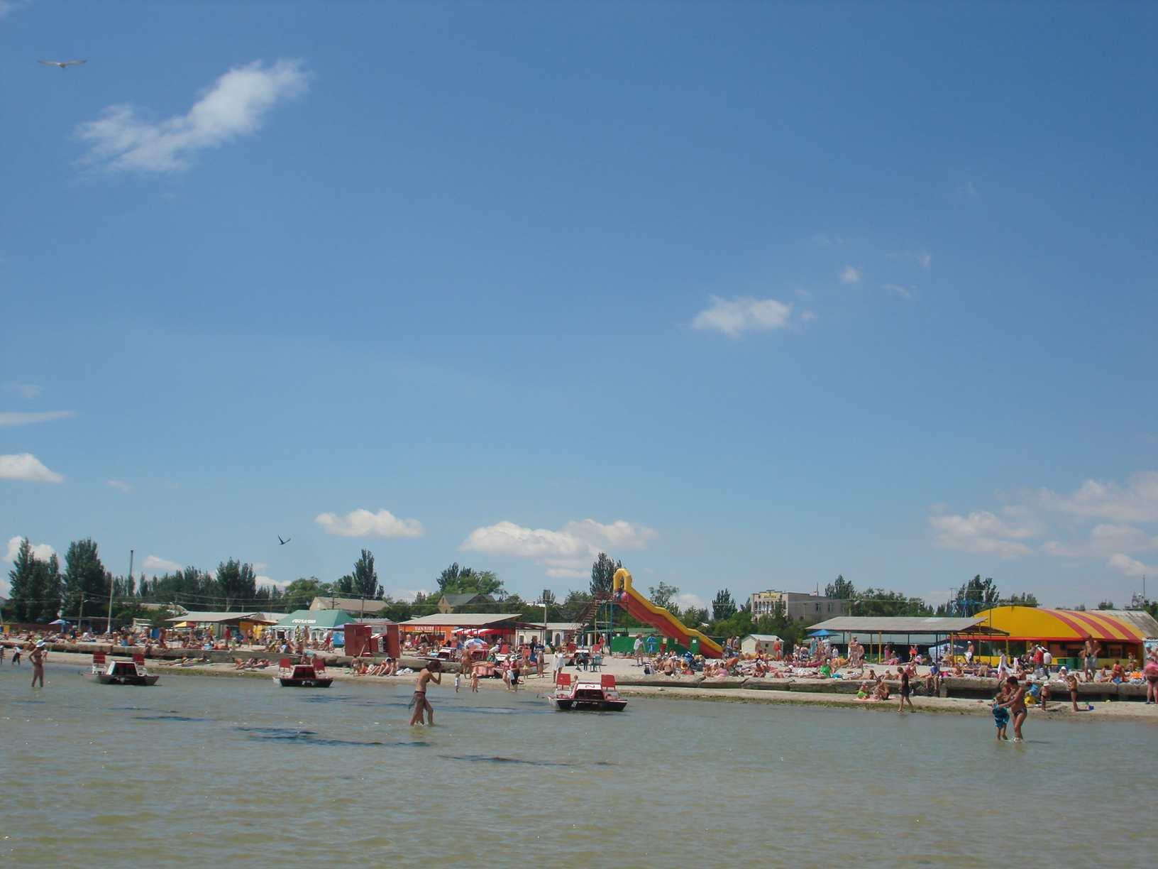 Азовское море. Отдых с детьми. Отдых на Черном море ...